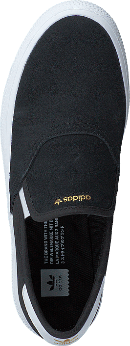 Kjøp Adidas Originals 3mc Slip Core Black/ftwr White/gold Met Sko Online