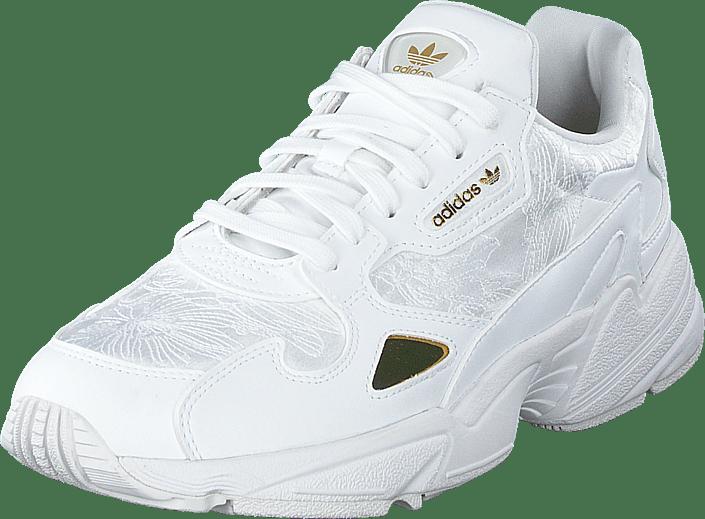adidas Originals - Falcon W Ftwr White/ftwr White/gold Met