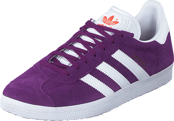 Gazelle W Glory Purple/ftwr White/glory