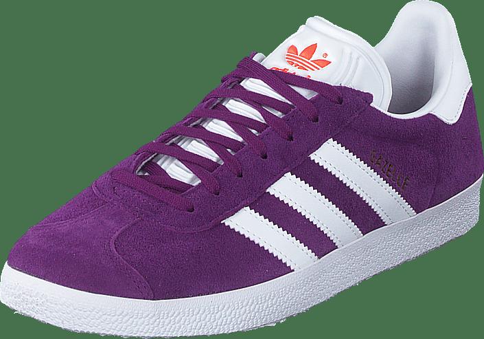 Gazelle W Glory Purple/ftwr White/glory