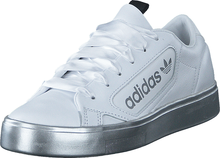adidas Originals - Sleek W Ftwr White/silver Met./silver