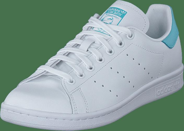 adidas Originals - Stan Smith Ftwr White/ftwr White/blue Glo