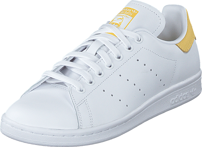 adidas Originals - Stan Smith W Ftwr White/ftwr White/core Yel