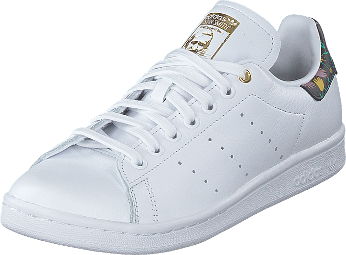 adidas Originals - Stan Smith W Ftwr White/core Black/gold Met