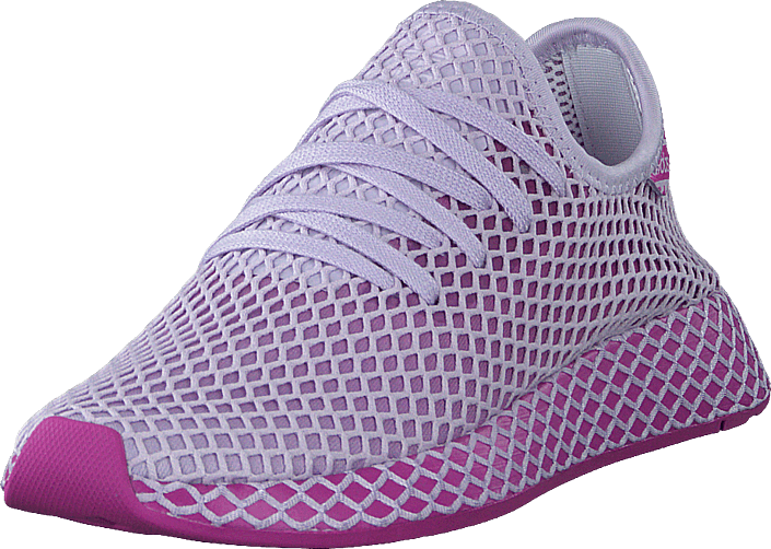adidas Originals - Deerupt Runner W Purple Tint/purple Tint/vivid