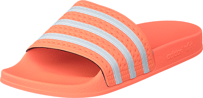 adidas Originals - Adilette W Semi Flash Orange/ftwr White/s