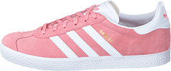 Gazelle J Glory Pink/ftwr White/gold Met