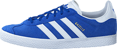 Gazelle J Blue/ftwr White/gold Met.