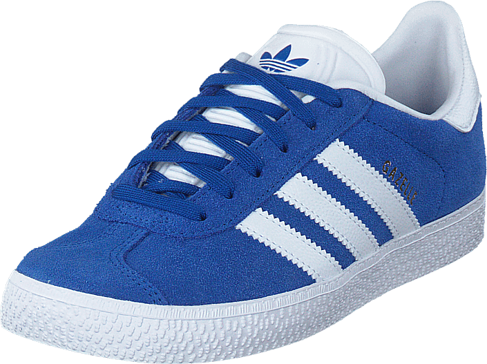 adidas Originals - Gazelle C Blue/ftwr White/gold Met.