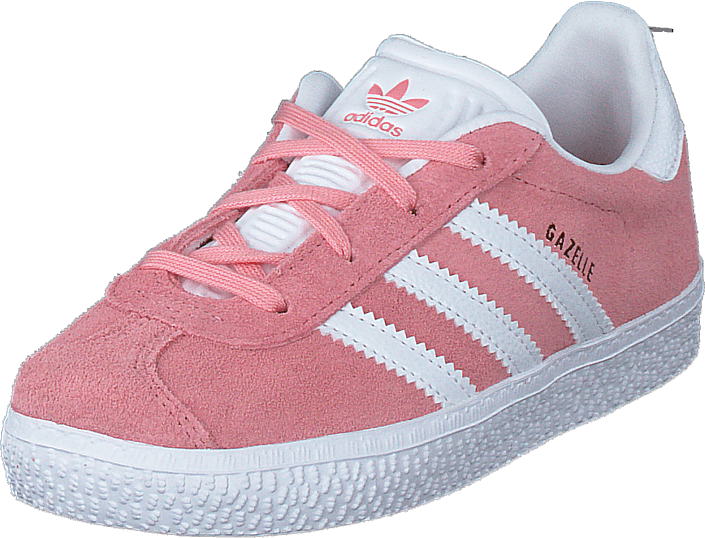 adidas Originals - Gazelle I Glory Pink/ftwr White/gold Met