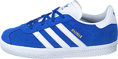 Gazelle I Blue/ftwr White/gold Met.