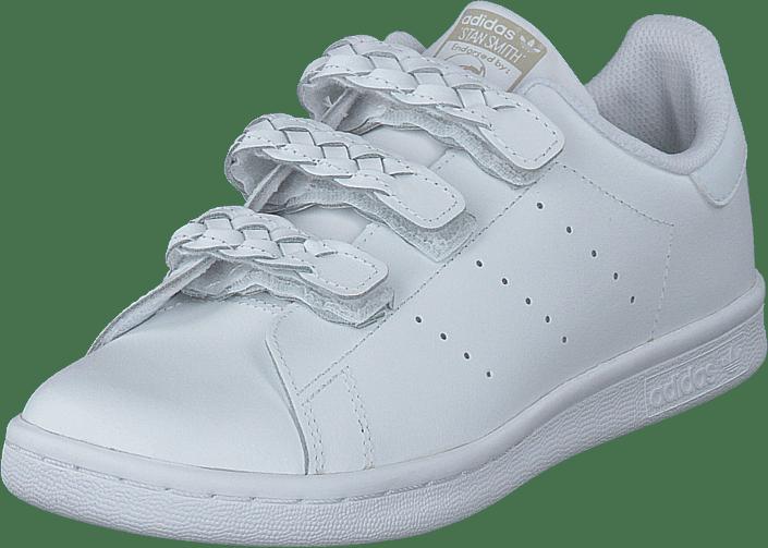 adidas Originals - Stan Smith Cf C Ftwr White/ftwr White/grey One