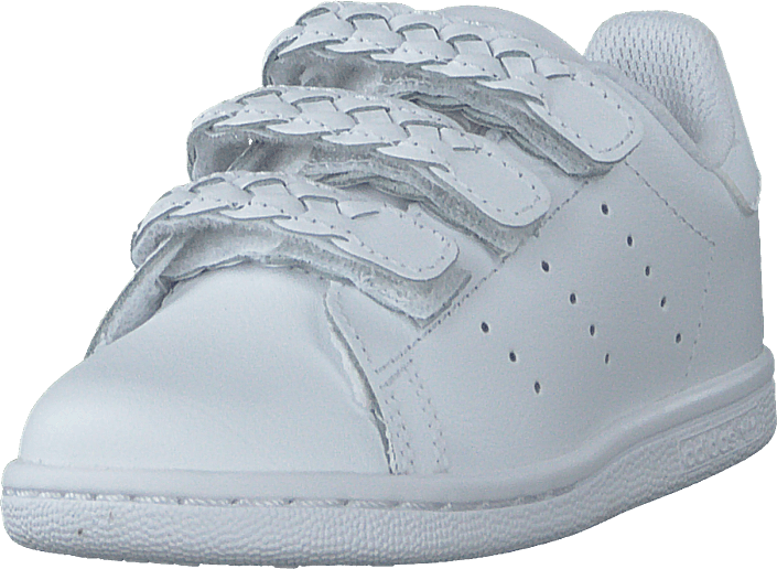 adidas Originals - Stan Smith Cf I Ftwr White/ftwr White/grey One