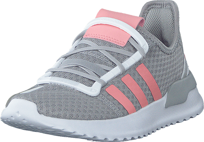 adidas Originals - U_path Run C Grey Two F17/glory Pink/ftwr W