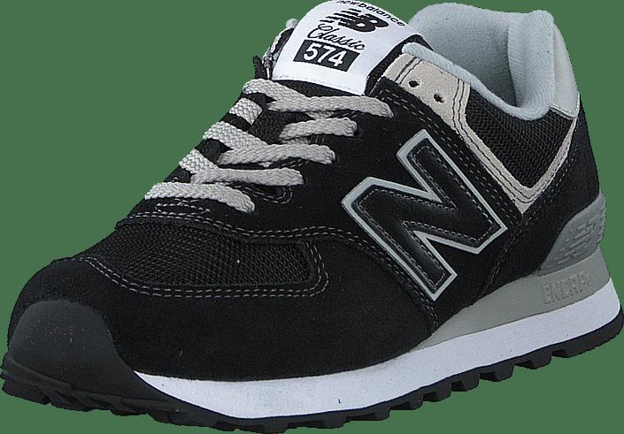 New Balance - Wl574eb Black (001)