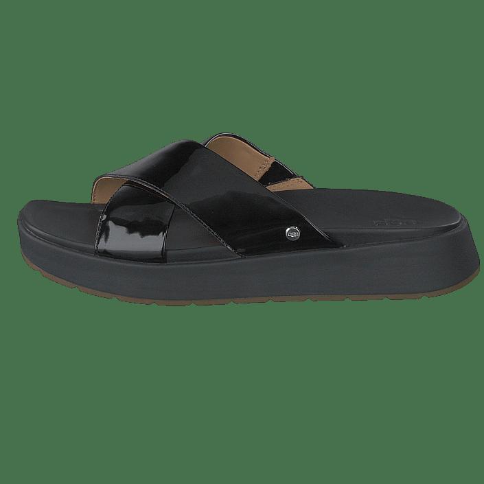 Dames Schoenen Koop UGG Emily Black Schoenen Online