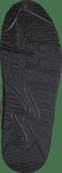 Kjøp Nike Air Max 90 Iron Grey/white-dk Smoke Grey Sko Online