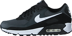 Air Max 90 Iron Grey/white-dk Smoke Grey