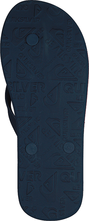 Hommes Chaussures Acheter Quiksilver Molokai Red/blue/red Chaussures Online