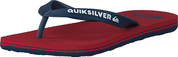 Quiksilver - Molokai Red/blue/red