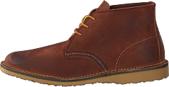 Weekender Chukka Red Maple Muleskinner