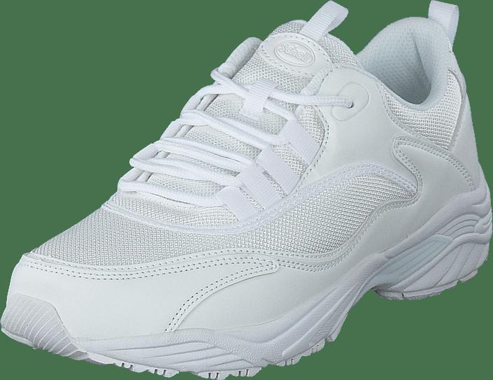 Scholl - Sprinter Pop All Over White