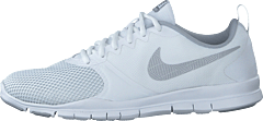 Wmns Flex Essential White/ Wolf Grey-pure Platinum