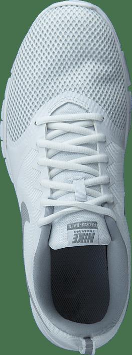 Kjøp Nike Wmns Flex Essential White/ Wolf Grey-pure Platinum Sko Online