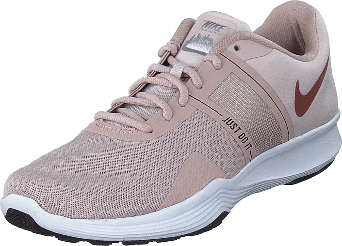 Nike - Wmns City Trainer 2 Stone Mauve/mtlc Red Bronze