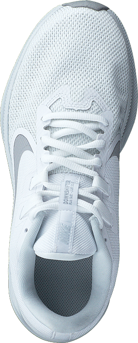 Køb Nike Wmns Downshifter 9 White Wolf Grey pure Platinum