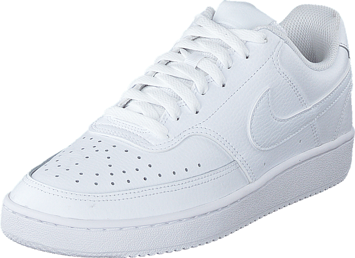 Nike - Wmns Court Vision Low White/white