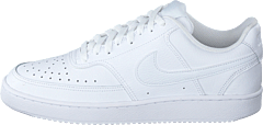 Wmns Court Vision Low White/white