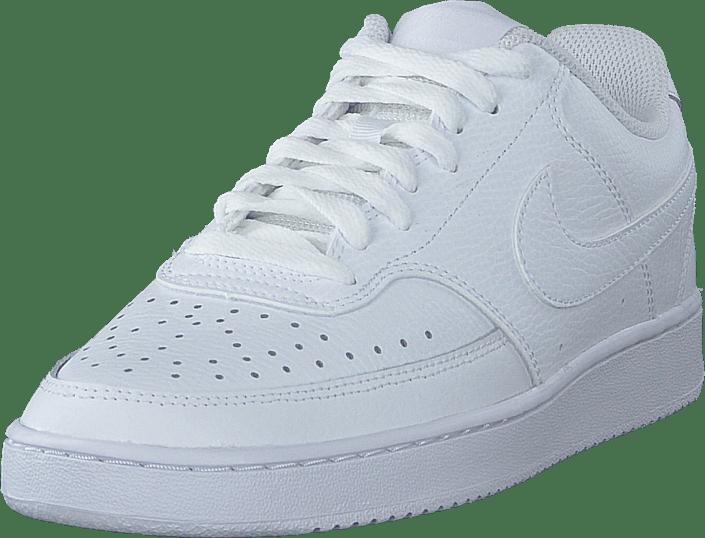 Court Vision Low White/white