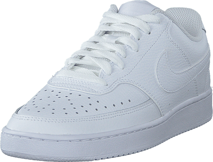 Nike - Court Vision Low White/white