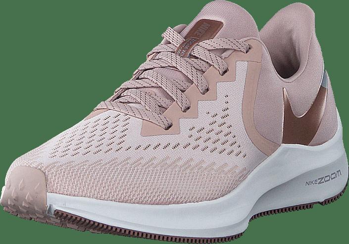 Nike - Wmns Air Zoom Winflo Stone Mauve/smokey Mauve