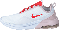 Wmns Air Max Motion 2 White/ Track Red-barely Rose