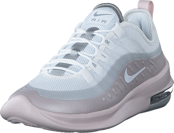 Wmns Air Max Axis White/white-barely Rose