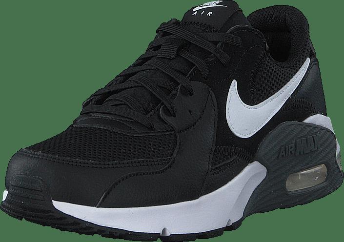 Nike - Air Max Excee Black/ White-dark Grey