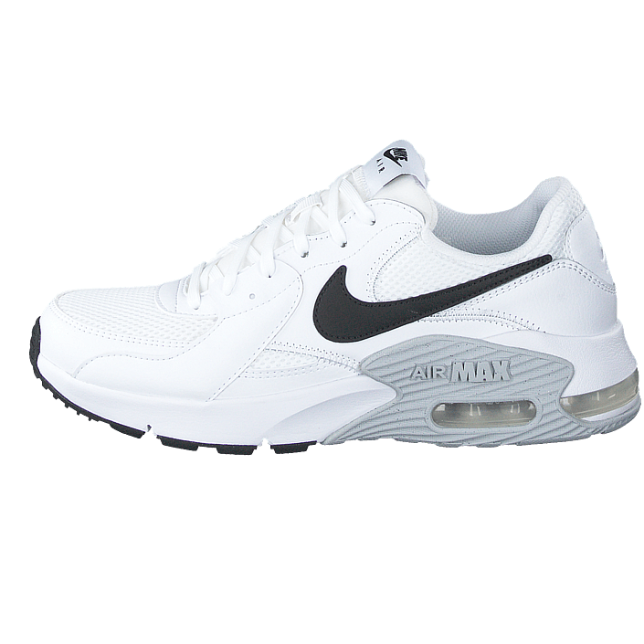 Air Max Excee White Black pure Platinum