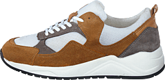Biadakota Suede Sneaker 221 Medium Brown