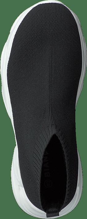 Bianco Biacase Hightop Sock Sneaker 104 Black 4 9541277896
