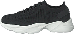 Biacase Laced Knit Sneaker 104 Black 4