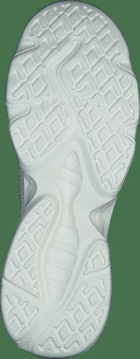 Bianco Biacase Laced Knit Sneaker 804 White 4 215487793