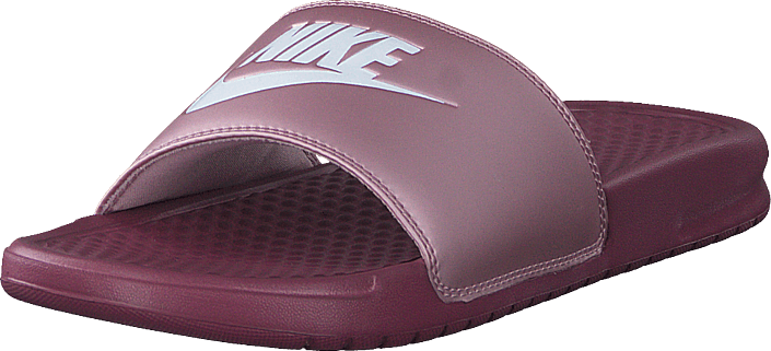Nike - Wmns Benassi Just Do It Shadowberry/white-plum Chalk