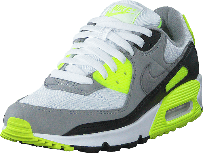 Air Max 90 Whiteparticle Grey volt black
