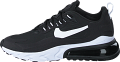 Wmns Air Max 270 React Black/white-black-black