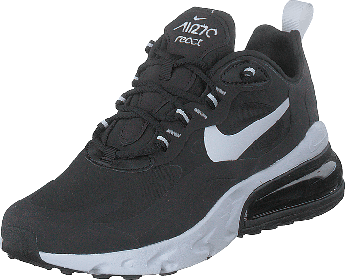 Nike - Air Max 270 React Black/white-black