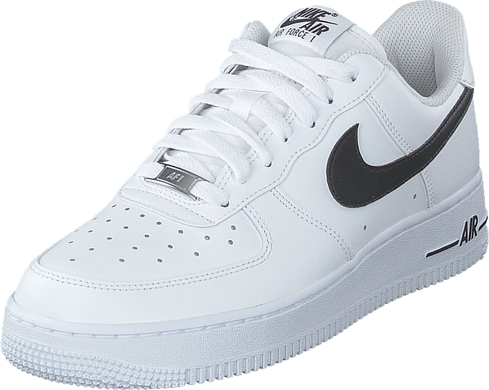 Kjøp Nike Air Force 1 '07 Whiteblack sko Online | FOOTWAY.no