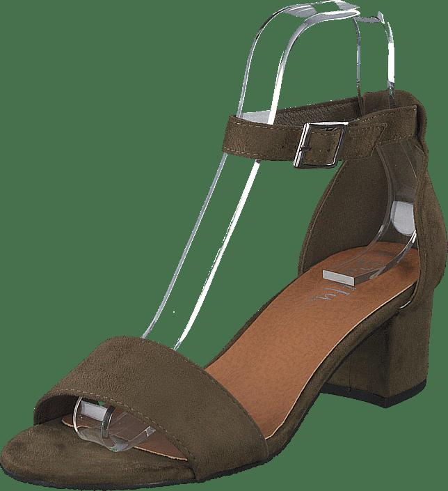 Mirja Mid Heel Sandals