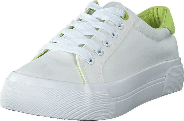 Duffy - 92-20206 White/lime